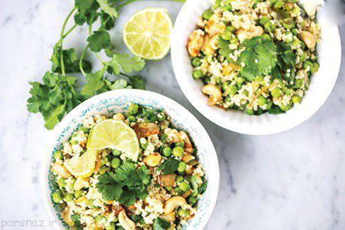 دستور غذاهای خوشمزه با نخود سبز را فرابگیرید
