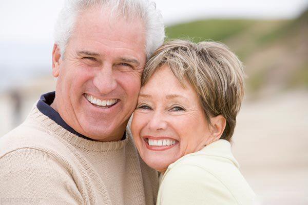 زوجین خوشبخت چطور زندگی می کنند