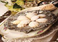 آموزش تهیه شیرینی های بادامی