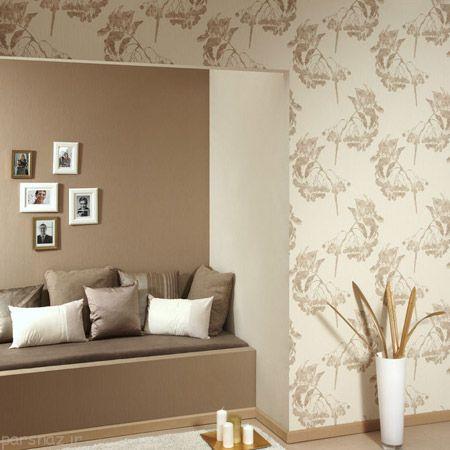 عکس هایی زیبا از مدل های کاغذ دیواری جدید