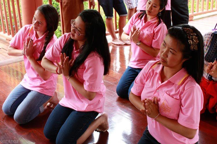 آشنایی با جلوه های زیبا از کشور تایلند