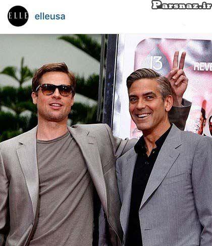 عکس های داغ بازیگران خارجی و ستاره ها در اینستاگرام