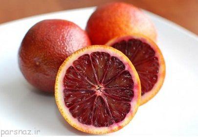 پرتقال خونی میوه ای که معجزه می کند
