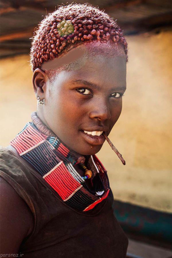 تصاویر متفاوت از دختران در سراسر دنیا