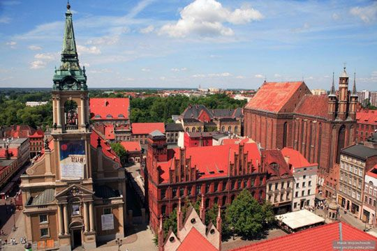 شهرهای قشنگی اروپایی که باید حتما ببینید