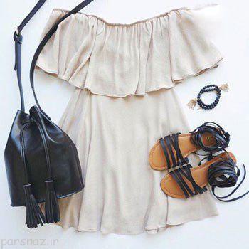 مدل های لباس بهاره جدید را در مهمانی ها بپوشید