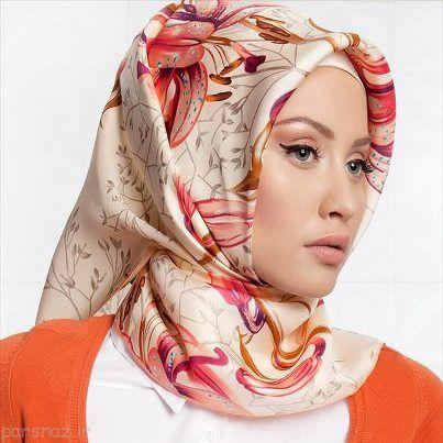 مدل های روسری جدید دخترانه و زنانه ترکی 2016