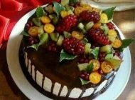 گذراندن عصرانه شیرین با کیک آناناس