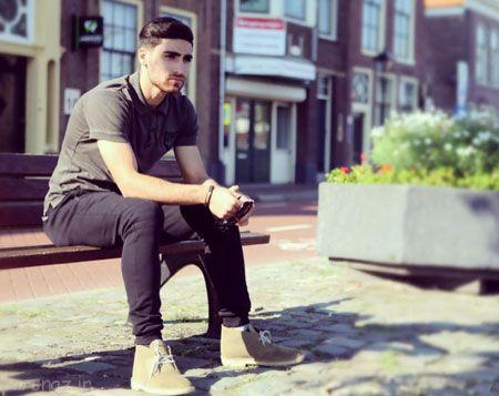 زندگی شخصی علیرضا جهانبخش در هلند