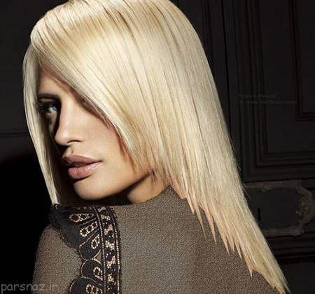 تصاویری از مدل های موی دخترانه و زنانه جدید 2016
