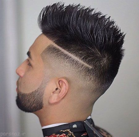 انواع مدل های مو مردانه جدید در سال 2018