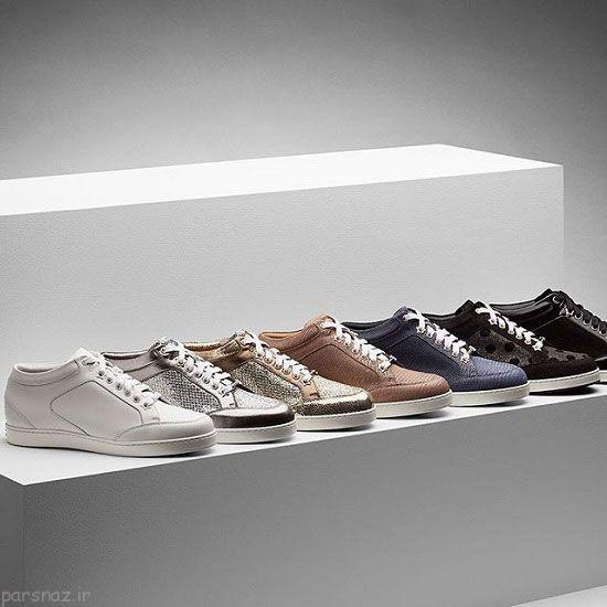 تصاویری از بهترین و مشهورترین کفش های برند جهان