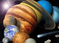 سیاره های قابل مشاهده با چشم در شب