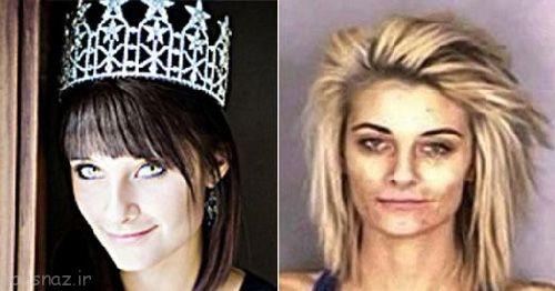 ملکه های زیبا که راه خلافکاری رو انتخاب کردند
