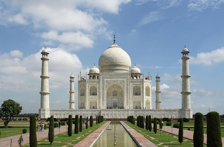 عکس های دیدنی از بناهای تاریخی محبوب جهان