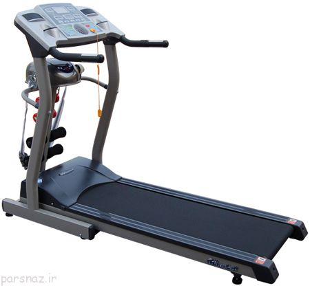 ورزش اصولی با تردمیل و اثرات مثبت آن بر بدن