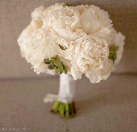 عکس های زیبا از دسته گل های عروس 1397