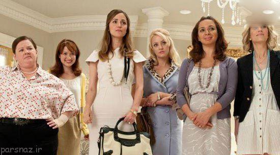با ستارگان زن فیلم های کمدی آشنا شوید