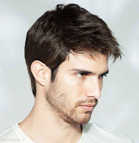 انواع مدل های مو مردانه جدید در سال 2016