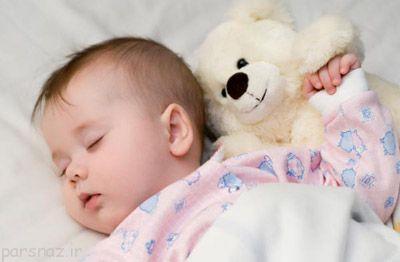 دانستنی هایی درباره خواب نوزاد