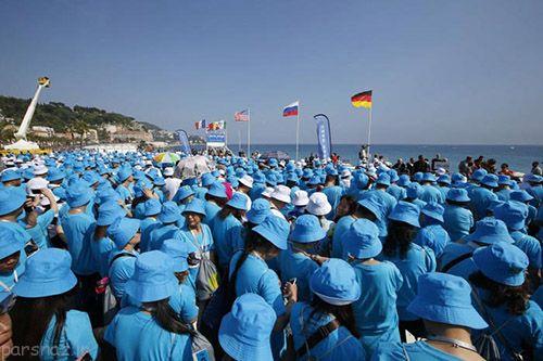سرمایه دار چینی بزرگترین تعطیلات جهان را رقم زد