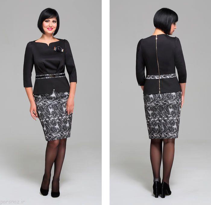 عکس های ژورنال لباس های زیبا برای خانم ها