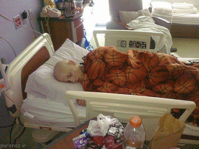 درمان سرطان با تجربه عشق واقعی این دختر