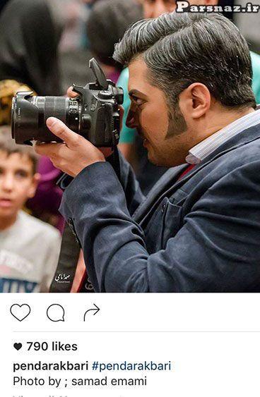 عکسهای جدید بازیگران و چهره های معروف در ماه رمضان