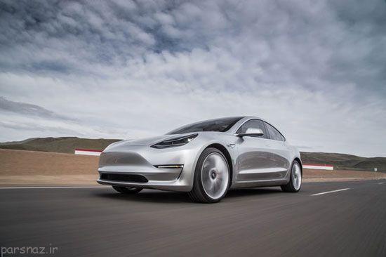 بهترین و مهمترین ماشین های سال 2017 و بعد از آن