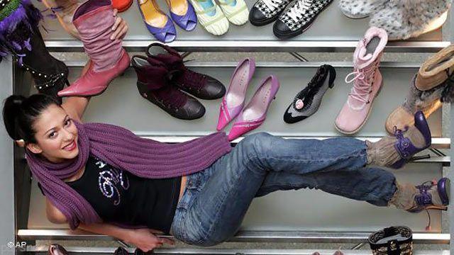 کفش ها شخصیت شما را برملا می کنند