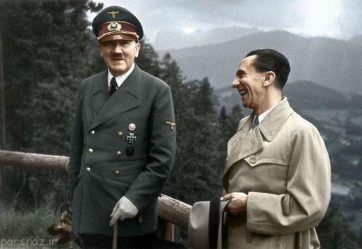 پشت پرده تبلیغات هیتلر را بشناسیم