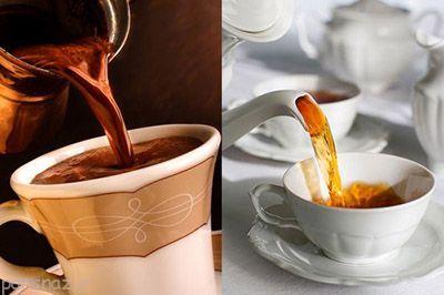 چای یا قهوه کدام یک مفید تر هستند؟
