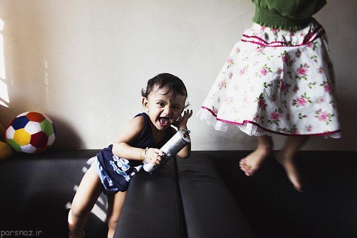دنیای زیبای کودکانه به روایت عکس