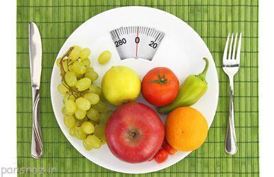ترفندهای مختلف رژیم غذایی برای کاهش وزن سریع