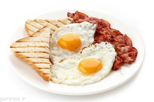 چرا صبحانه مهمترین وعده غذایی است؟