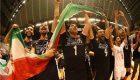 تبریک اشخاص به سعود تیم ملی والیبال