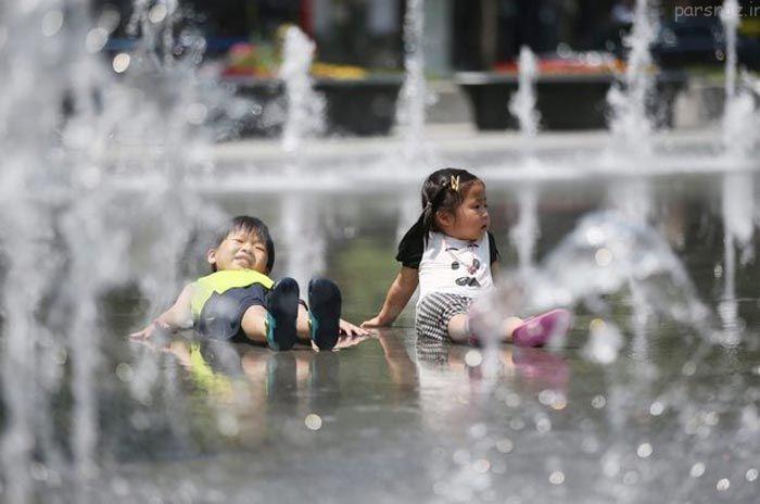 عکسهای دیدنی و خبری روزهای اخیر در دنیا