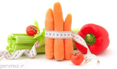 روش های جادویی برای کاهش وزن