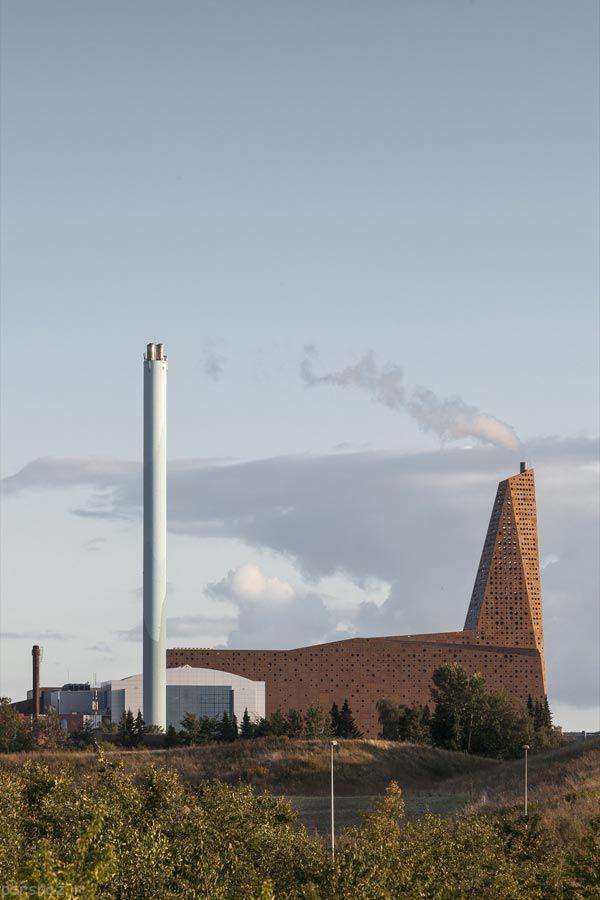 خرید زباله و تبدیل آن به انرژی در دانمارک