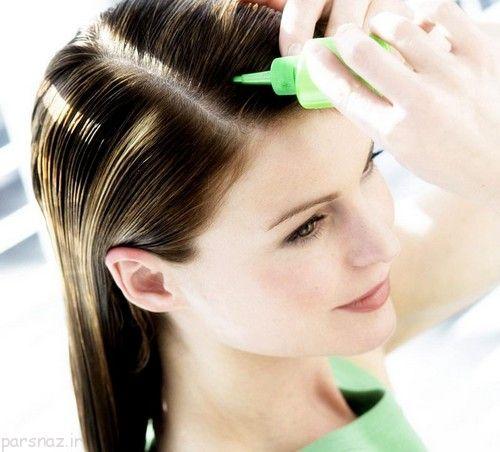 شستن موهای چرب را چگونه انجام دهیم؟