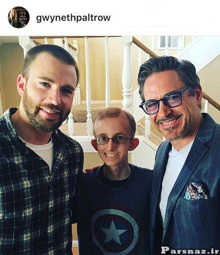عکسهای جدید بازیگران هالیوودی و ستاره های معروف