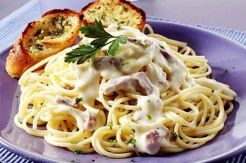 پاستا با پنیر غذایی خوشمزه و مقوی+آموزش تهیه