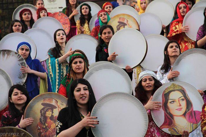 روز جهانی زن در دنیا به روایت تصویر