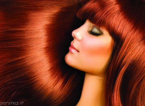 چگونه موهایی زیبا داشته باشیم؟
