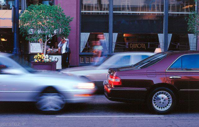 هشدار درمورد رانندگی با سرعت بیش از 80 کیلومتر