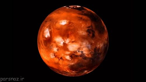 فرود آمدن انسان روی کره مریخ بوسیله ایلان ماسک