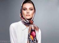 عکس مدل های جدید بستن روسری