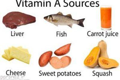 ویتامین A دشمن موثر برای سرطان ها