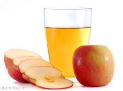 اطلاعات بسیار مفید در مورد سرکه سیب