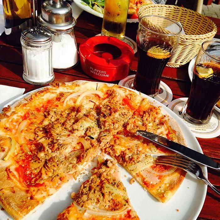 پیتزا با مزه و طعم های مختلف در سراسر جهان